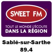 Radio Sweet FM - Sablé-sur-Sarthe 89.4