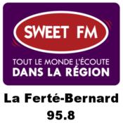 Radio Sweet FM - La Ferté-Bernard 95.8