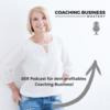 Coaching Business Mastery Podcast mit Sonja Kreye