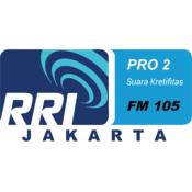 Radio RRI Pro 2 Jakarta FM 105