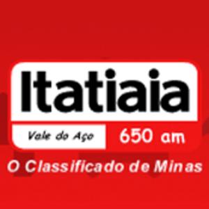 Radio Rádio Itatiaia 650 AM (Vale do Aço)