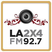 Radio La 2x4