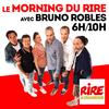 Le Morning du Rire avec Bruno Roblès