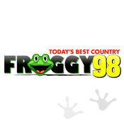 Radio KFGE - Froggy 98 Best Country 98.1 FM