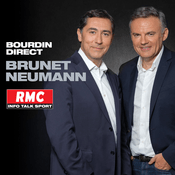 Podcast RMC - RMC : Brunet - Neumann