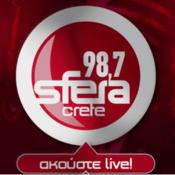 Radio SFERA RADIO 98,7 Hrakleio