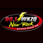 Radio WKZQ-FM - New Rock 96.1 FM