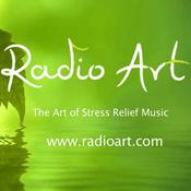 Radio RadioArt: Ambient Piano
