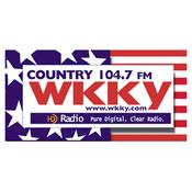 Radio WKKY - Americas Best Country 104.7 FM