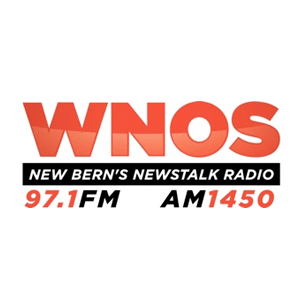 Radio WNOS - WNOS New Bern's Newstalk Radio 1450 AM
