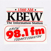 Radio KBEW - 98 Country AM