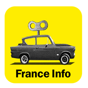 Podcast France Info  -  La pratique de l'auto