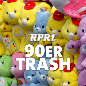 Radio RPR1.90er Trash