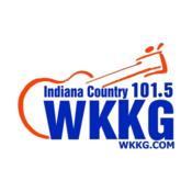 Radio WKKG - Indiana Country 101.5 FM